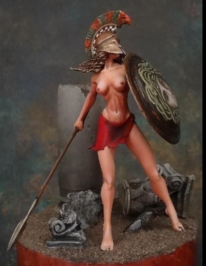 голая богиня фото