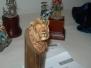 BUSTE LION de Serges Loisy