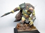 ORC METAL MODEL sebastian archer