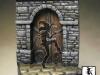 copie-de-arche-medievale-double-02-32-mm-avec-porte-silhouette