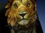 BUSTE LION de Catherine Cesario